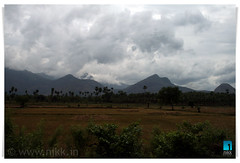 Blanket of Clouds (:: niKk clicKs ::) Tags: travel blue sky india nature field car clouds canon landscape kiss roadtrip kerala hills journey palakkad southindia travelogue nikk godsowncountry blanketofclouds canoneoskissdigitalx anawesomeshot picnikk