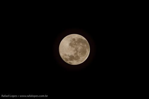 Fotos da Lua como você sempre quis