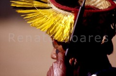 Renato Soares 02 - Mavutsinim - O ltimo Kuarup (www.renatosoares.com.br) Tags: brasil cores arte xingu ritual indios festa indigena etnias kuarup