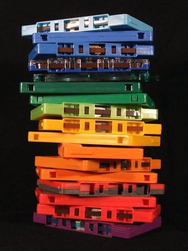 Cassette Rainbow