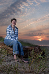 Steph - East Hampton sun rise
