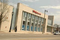 Art deco styled Walgreen's Pharmacy, Oakland Avenue, Milwaukee