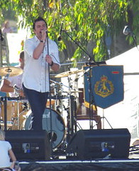Shannon Noll in Townsville