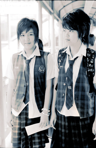 Schoolgirls Uniform series (2007)