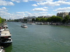River Seine (enric archivell) Tags: paris france laseine