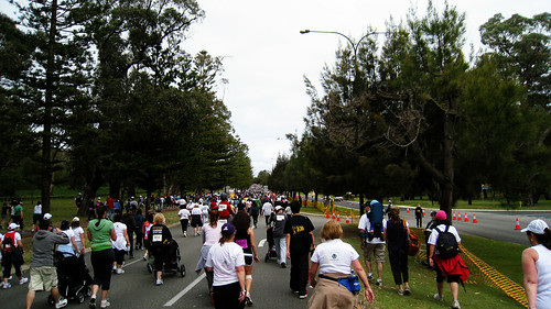 City to Surf 2008