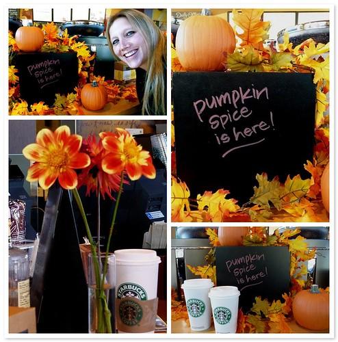 Autumn @ Starbucks 2