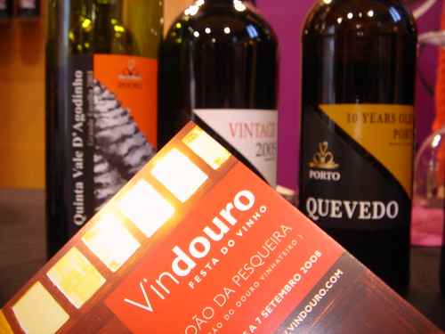 Quevedo in Vindouro