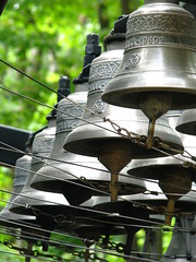 Carillon - Cast in Bronz - Bells