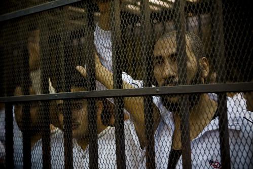 The Mahalla Prisoners أبطال المحلة by 3arabawy - صَحـَـفي مِصـْـري.