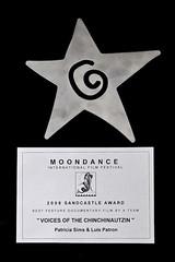 Moondance Festival Award
