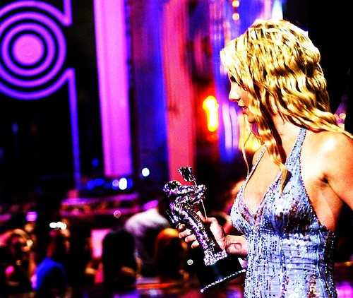 Britney Spears linda en Mtv Music Awards 2008