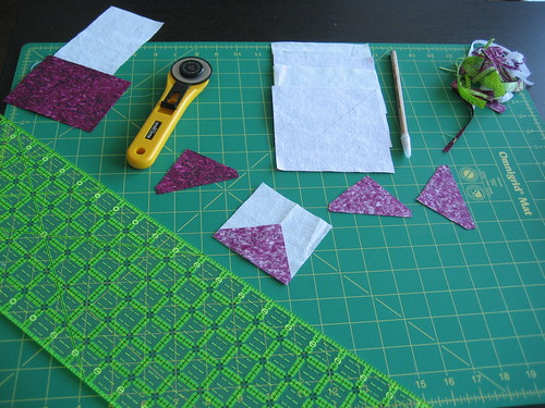 Cutting Block Pieces