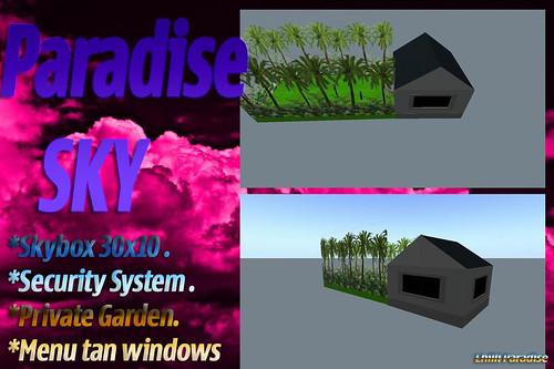 Paradise Sky box2