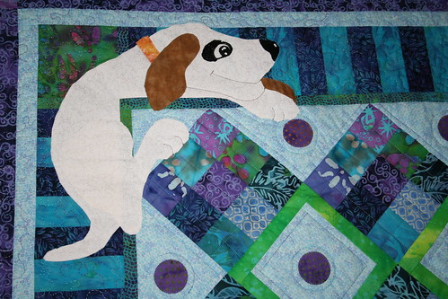 Dharma quilt