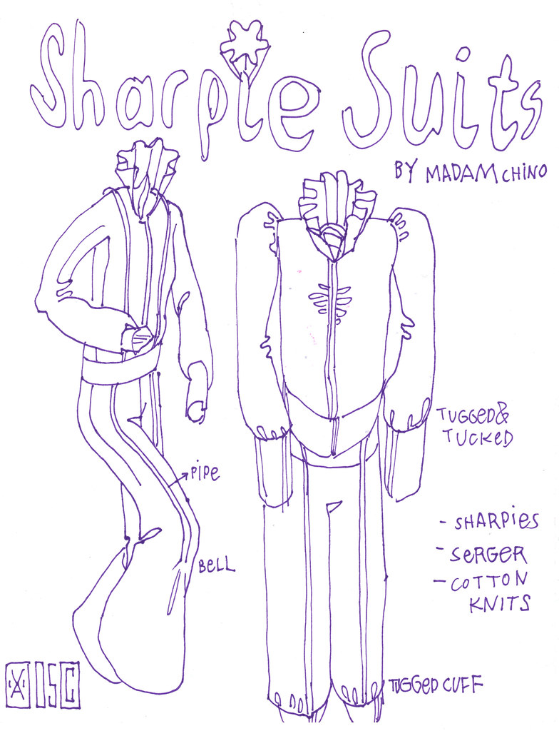 Sharpie Suits