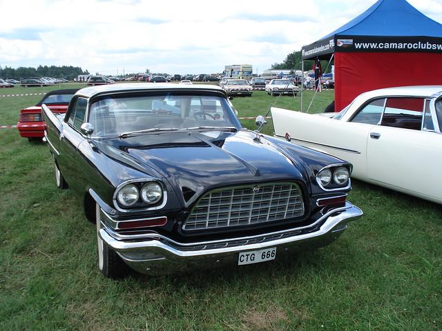 1957 chrysler 300c 2007