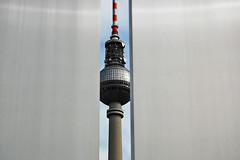 Compressed (DerNetteAlex) Tags: berlin art germany deutschland arquitectura kunst alexanderplatz fernsehturm  marxengelsforum stelen  nikon1855mm 10millionphotos  nikond40 theunforgettablepictures