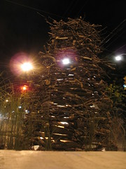 Nuit Blanche Cabbagetown: Project Beacon