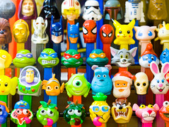 You and What Army (Thomas Hawk) Tags: california usa pez rabbit bunny animal america starwars nemo unitedstates leo buzzlightyear fav50 10 unitedstatesofamerica elmo spiderman mikey fav20 superhero batman stormtrooper pikachu pokemon santaclaus don eastbay leonardo sully darthvader michelangelo raphael fav30 smurfs raph pleasanton pinkpanther monstersinc easterbunny findingnemo mikewazowski c3po alamedacountyfair donatello teenagemutantninjaturtles chewbaca tomandjerry papasmurf fav10 fav25 fav100 fav40 fav60 fav90 jamespsullivan fav80 fav70 superfave oneeyedmikewazowski sourwatermelon