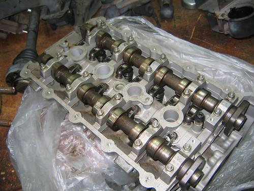 Fs 1 9l M44 Cylinder Head
