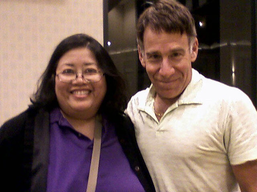 With Wicked/Godspell/Pippin Composer-Lyricist STEPHEN SCHWARTZ