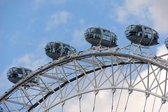 uk inglaterra england london europa europe unitedkingdom londoneye capsule londres gb ferriswheel rodagigante reinounido cápsula grãbretanha