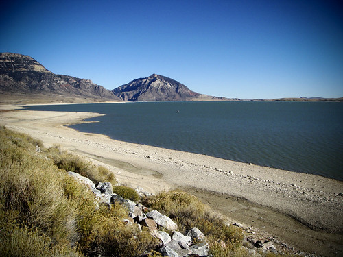 Buffalo Bill Reservoir, Cody, Wyoming
