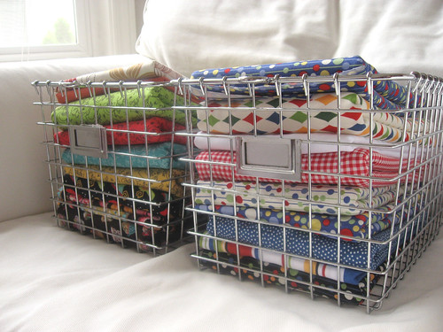 fabric stacks