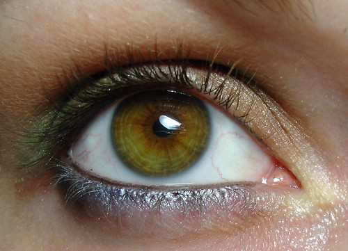 Grün Braune Augen Selten