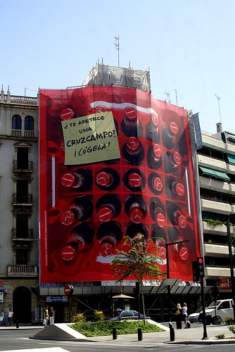 Publicidad Cruzcampo