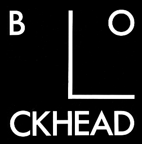 Blockhead ideogram
