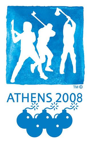 Athens 2008 by Nassos Kappa.