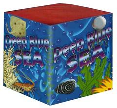 EPIC FIREWORKS - Deep Blue Sea blue peonies to star bursts (EpicFireworks) Tags: blue sea cake fireworks deep pyro epic barrage pyrotechnics epicfireworks