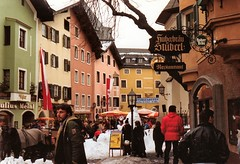Kitzbhel Austria (mbell1975) Tags: snow ski mountains alps austria europe skiing resort tyrol kitzbhel tryol