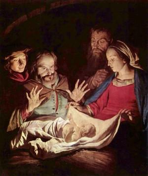 Раждането на Исус според Новия завет