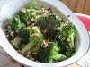Broccoli with Hazelnuts and Garlic
