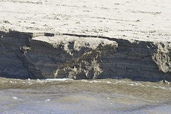 1 - Cliff Face Pulling Away From Shore
