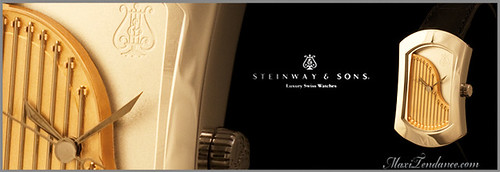 montres Steinway & Sons