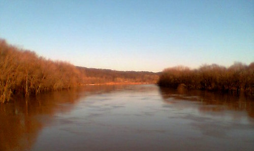 The Wabash is High Today