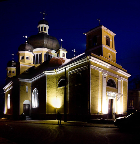 Храм на ул. Русской