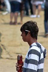 Random Dude with no friends 2 (brooxy28) Tags: festival falls 2008 lorne