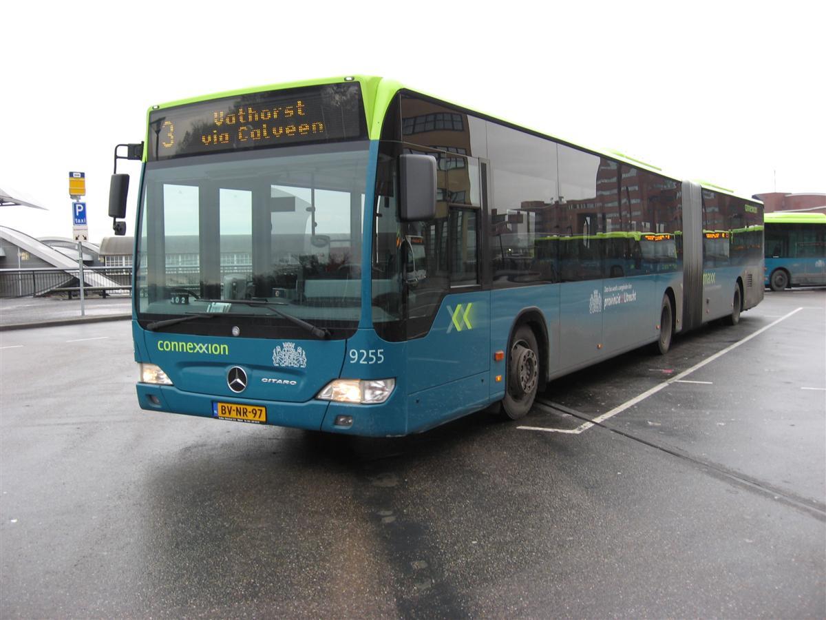 Connexxion gelede bus 9255