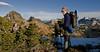 LPT_0293 (Lewis in Washington) Tags: hiking mountrainier 2008 michèle scrambling plummerpeak