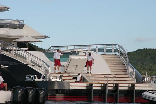 owner of yacht alfa nero