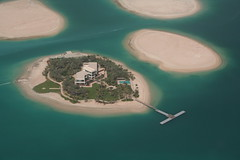 Dubai 2008 (eye of the beholder2005) Tags: dubai helicopterflight theworld islans