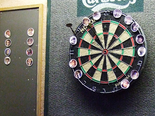Dr Who Darts!