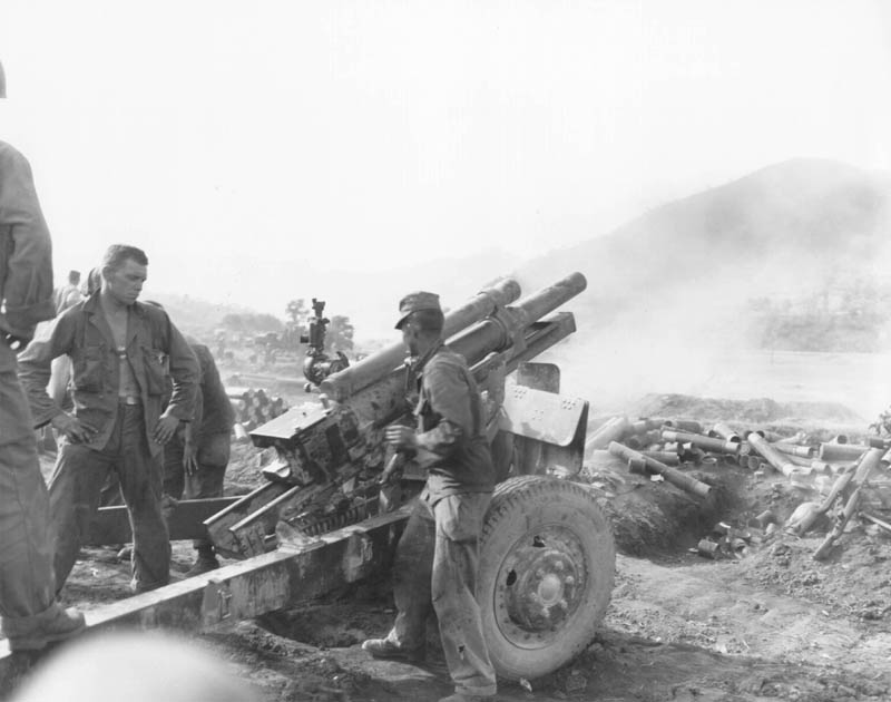 HTH M101 Howitzer Wwii HTH  M101 Howitzer Wwii