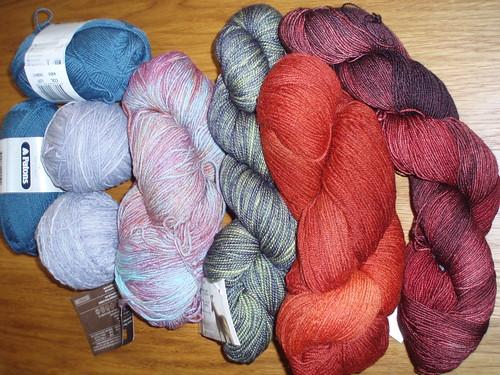 sock wools