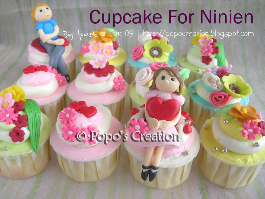 Cupcake For Ninien....